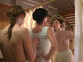 Fiona Glascott nude - Anton Chekhov's The Duel (2010)