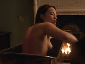 Florence Pugh nude - Lady Macbeth (2016)