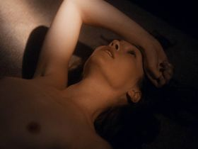 Hannah Gross nude - Marjorie Prime (2017)