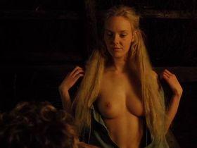 Ingibjorg Stefansdottir nude - The Viking Sagas (1995)