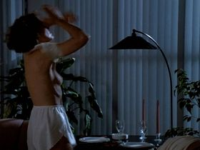 Jeremy Green nude, Lois Chiles nude - Creepshow 2 (1987)