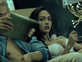 Jessica Cambensy nude, Candy Yuen nude - Zombie Fight Club (2014)