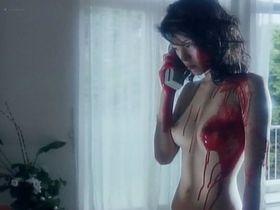 Makiko Kuno nude - XX Beautiful Hunter (1994)