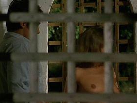 Romy Schneider nude, Jane Birkin sexy - La Piscine (1969)