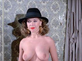 Sabine Haudepin nude, Charlotte Rampling nude - Max mon amour (1986)