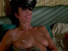 Shari Shattuck nude, Lisa London nude, Angel Tompkins nude - The Naked Cage (1986)