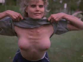 Mariel Hemingway nude - Creator (1985)