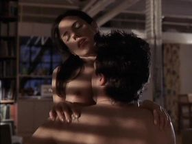 Anna Silk nude, Dina Meyer sexy - Deception (2006)