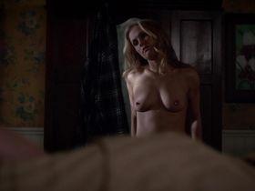 Anna Paquin nude - True Blood s07e01 (2014)