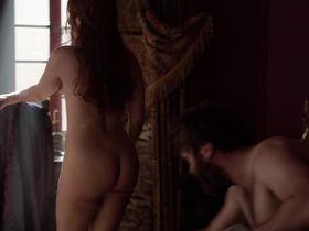 Azure Parsons nude - Salem s01e08 (2014)