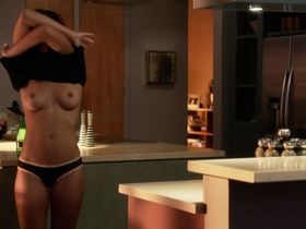 Alice Hunter nude, Jenny Slate sexy - House of Lies s03e05 (2014)