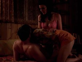 Jessica Pare sexy, Jenny Wade sexy - Mad Men s07e05 (2014)