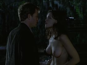 Katie Holmes nude - The Gift (2000)