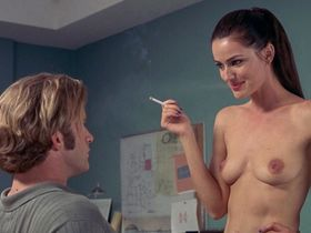 Paulina Porizkova nude - Thursday (1998)