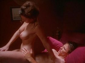 Krista Allen nude - Emmanuelle in Space. One Last Fling (1994)