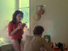 Maruschka Detmers nude - Prenom Carmen (1983)