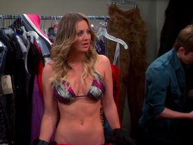 Kaley Cuoco sexy - The Big Bang Theory s07e19 (2014)