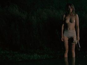 Lucy Fry nude - River Water (2013)