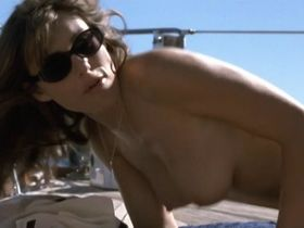 Elizabeth Hurley nude, Catherine McCormack sexy - The Weight Of Water (2000)