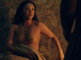 Marisa Ramirez nude - Spartacus. Gods of the Arena s01e05 (2011)