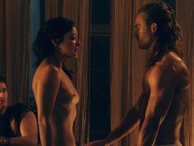 Marisa Ramirez nude - Spartacus. Gods of the Arena s01e02 (2011)