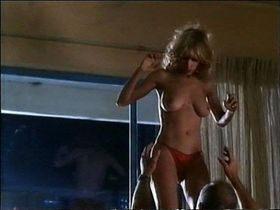 Rosanna Arquette nude, Dolores Heredia nude - The Wrong Man (1993)