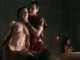 Jessica Grace Smith nude, Lesley-Ann Brandt nude - Spartacus: Gods of the Arena s01e03 (2011)