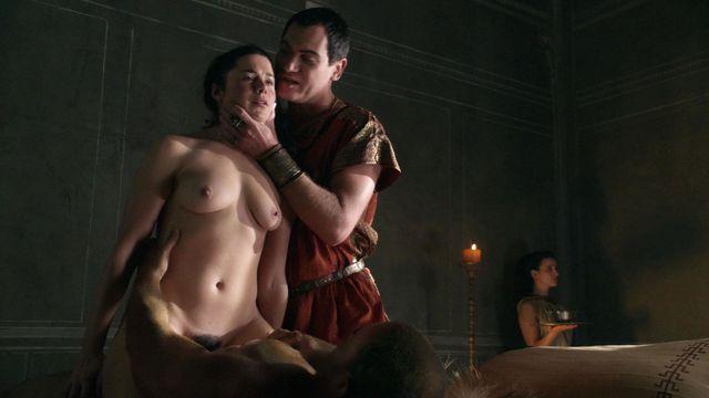 Event Spartacus jessica grace smith nude