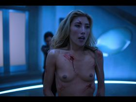 Dichen Lachman nude - Altered Carbon s01e08 (2018)