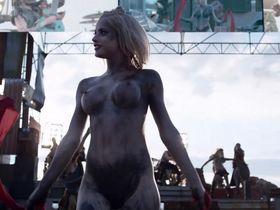 Lucy Aarden nude, Vera Milanova nude - Death Race 4 Beyond Anarchy (2018)