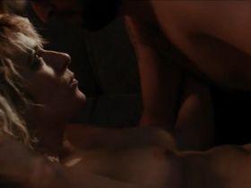 Severine Porzio nude - Even Lovers Get The Blues (2016)