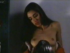 Rosana Pastor nude - Un negro con un saxo (1989)