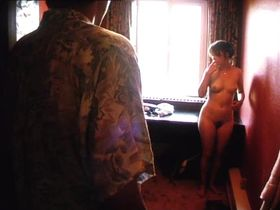 Louise Mieritz nude - Idioterne (1998)