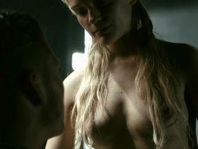 Alicia Agneson nude - Vikings s05e03 (2017)