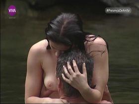 Mel Lisboa nude - Presenca de Anita s01e11 (2001)