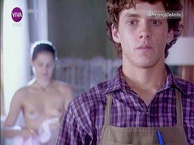 Mel Lisboa nude - Presenca de Anita s01e12 (2001)