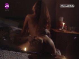 Joanna Tristao nude - Presenca de Anita s01e06 (2001)