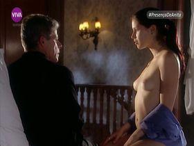 Mel Lisboa nude - Presenca de Anita s01e04 (2001)