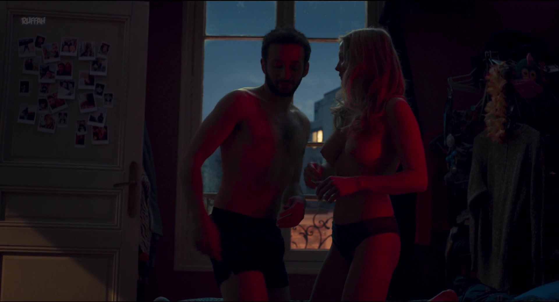 Margot bancilhon nackt