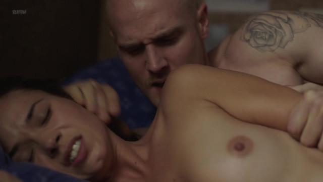 Agnes Delachair nude, Maud Jurez nude - The Chalet s01e02 (2018)