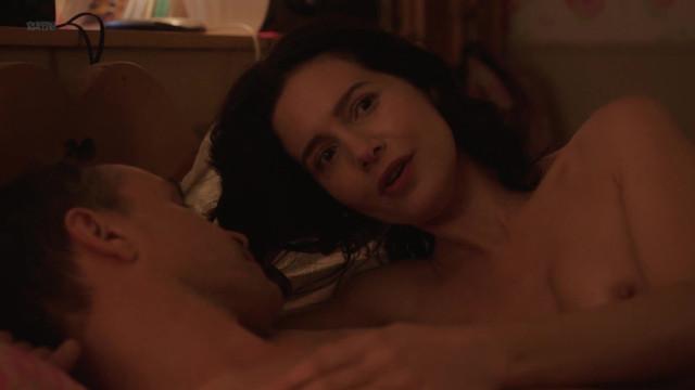 Chloe Lambert nude - The Chalet s01e02 (2018)