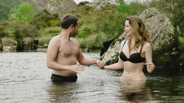 Talulah Riley sexy - Scottish Mussel (2015)