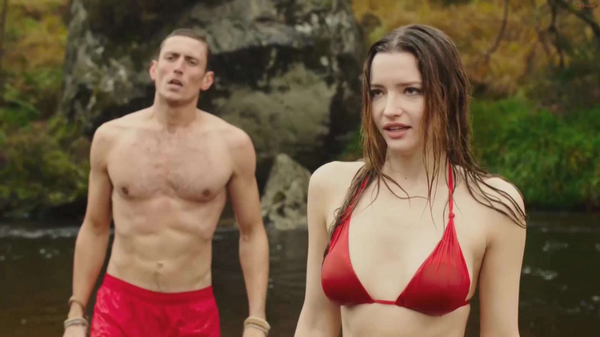 Nude Video Celebs Talulah Riley Sexy Scottish Mussel 2015
