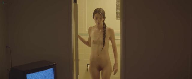 Celia Rowlson-Hall nude - Ma (2015)