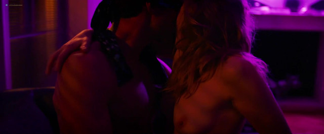 Natalie Dormer nude - In Darkness (2018)