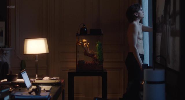 Marie-Sophie Ferdane nude - Je ne suis pas un homme facile (2018)