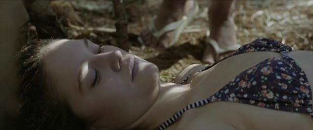 Audrey Bastien nude - Ophelia (2013)