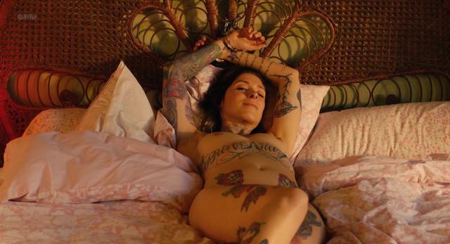Laetitia Dosch nude - Gaspard at the Wedding (2018)