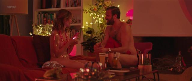 Malya Roman nude, Alix Benezech nude, Brigitte Faure nude - Nu s01e06 (2018)