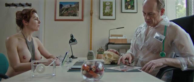 Malya Roman nude, Anne-Elisabeth Blateau nude, Brigitte Faure nude - Nu s01e07 (2018)